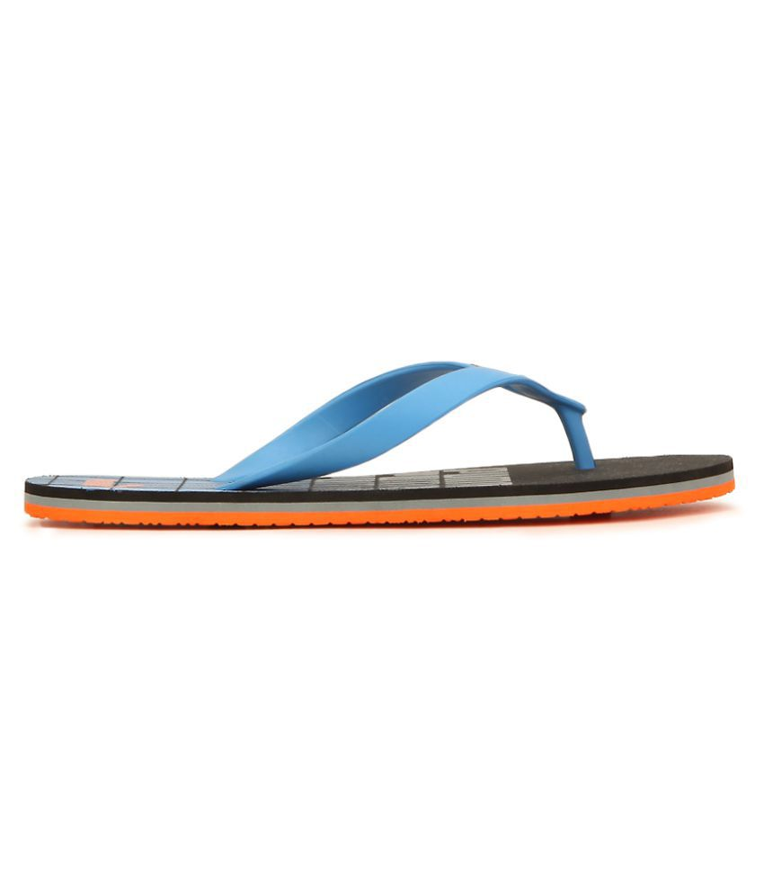 67d197843 Puma Grant DP Blue Thong Flip Flop Price in India- Buy Puma Grant DP ...