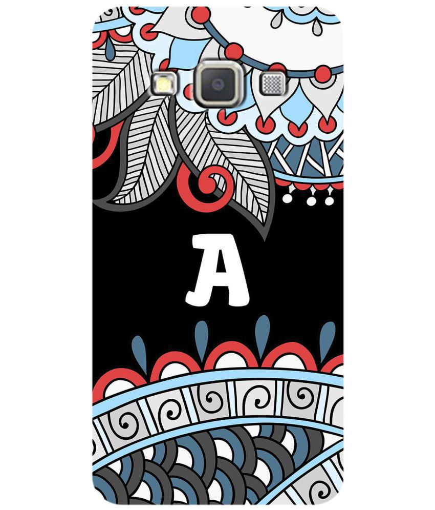 Samsung Galaxy A3 Printed Cover By SWAGMYCASE