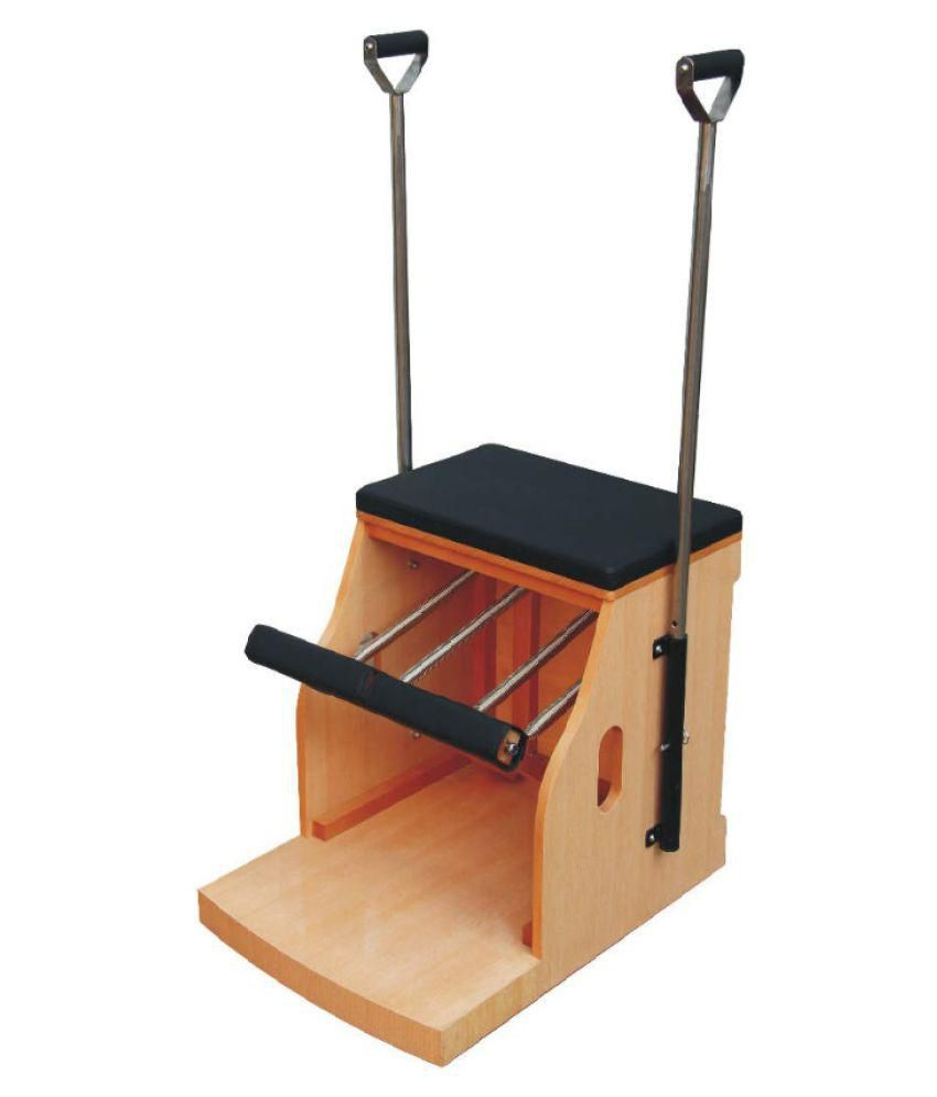 Buy Pilates Combo Chair Online: Aura Pilates Wunda Chair: Buy Online At Best Price On Snapdeal