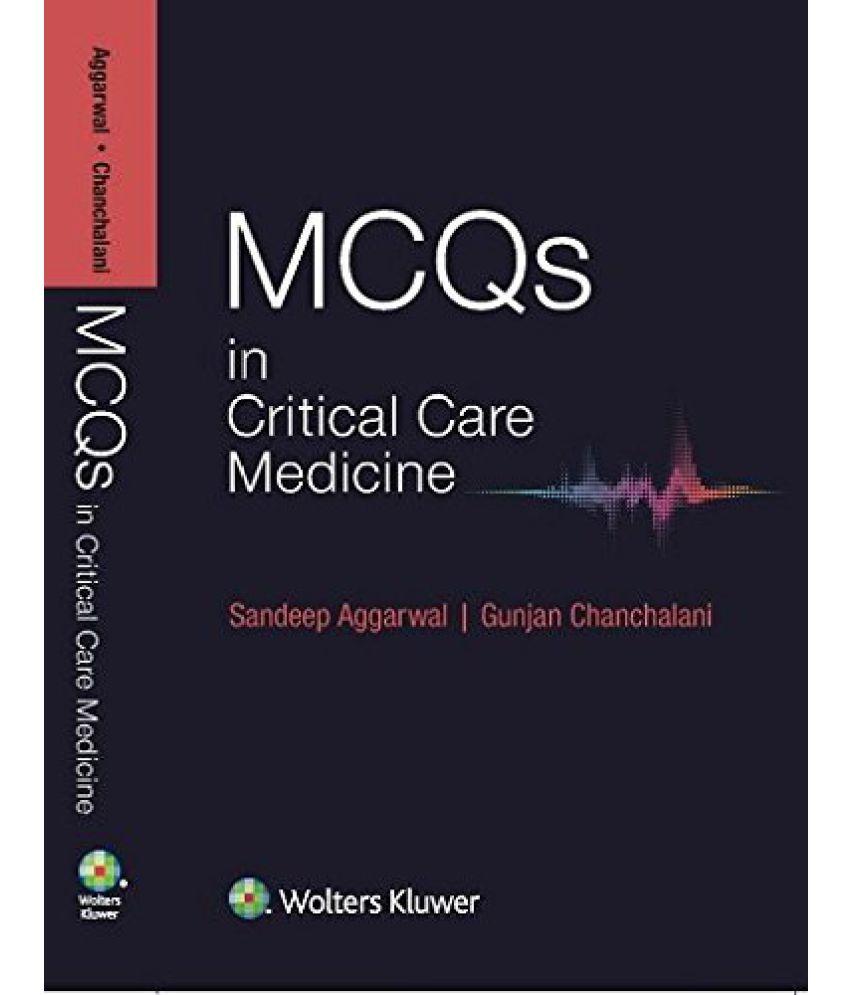 Critical care medicine mcq free download