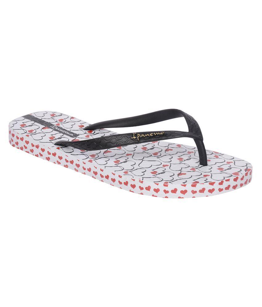Ipanema Black Slippers