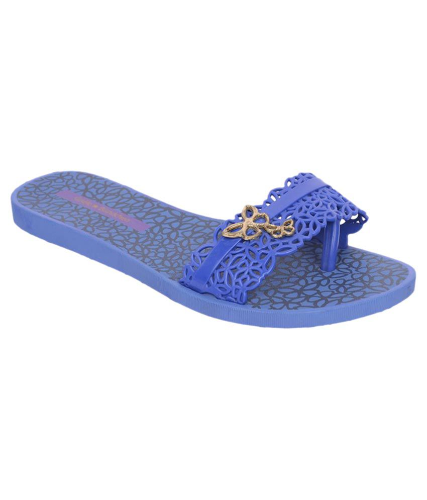 Ipanema Blue Slides
