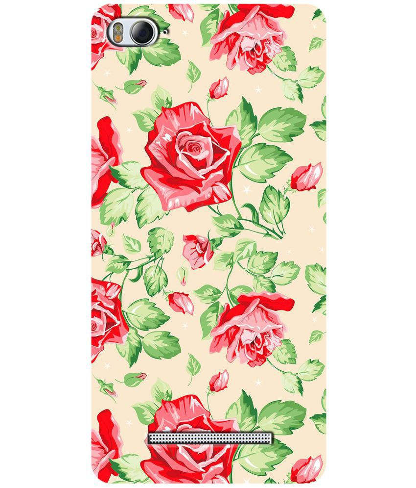Xiaomi Mi4 Printed Cover By SWAGMYCASE