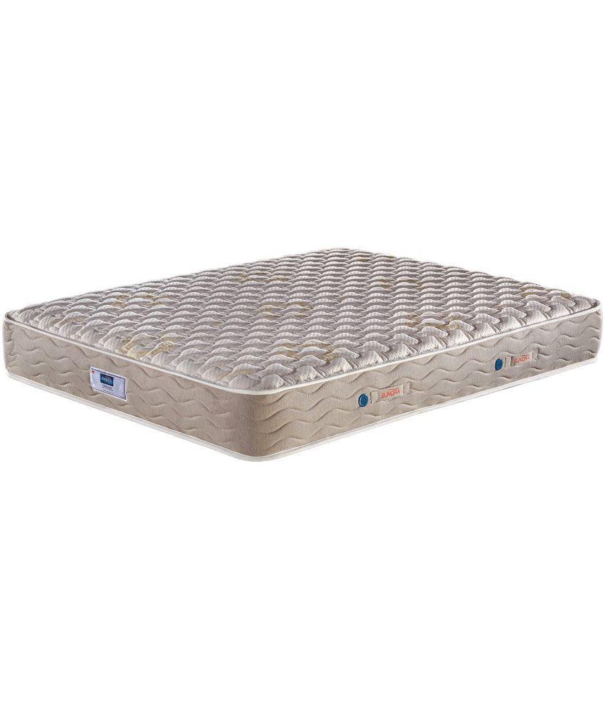 sunidra mattresses comfidura spring mattress buy sunidra