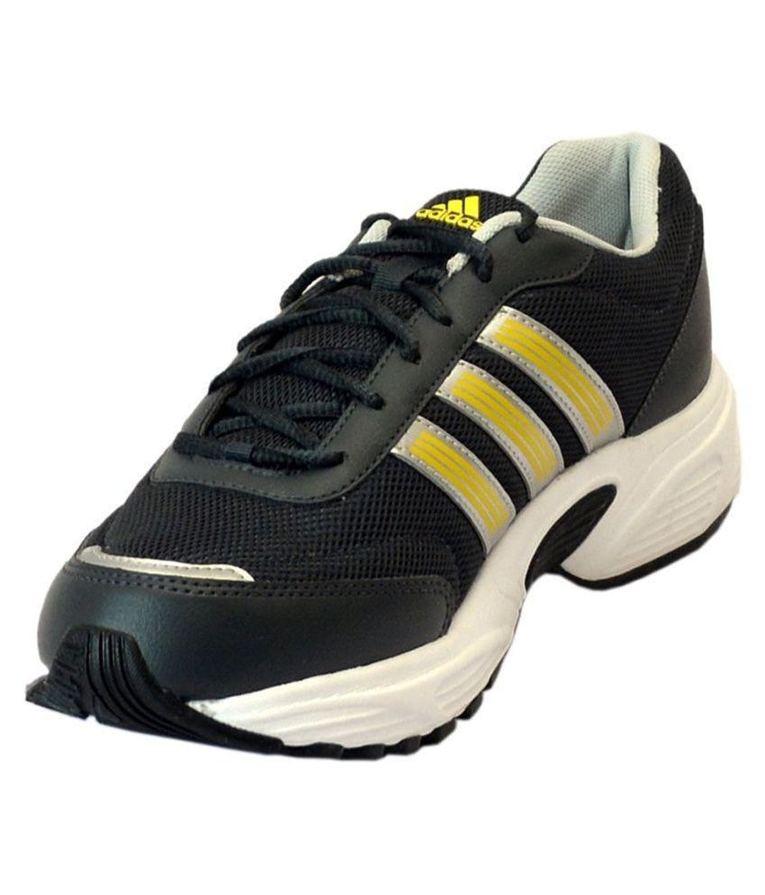 Adidas Alcor 1.0 M Black Running Shoes