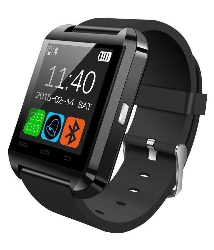DIGIHUB u8 Smart Watches Multicolor