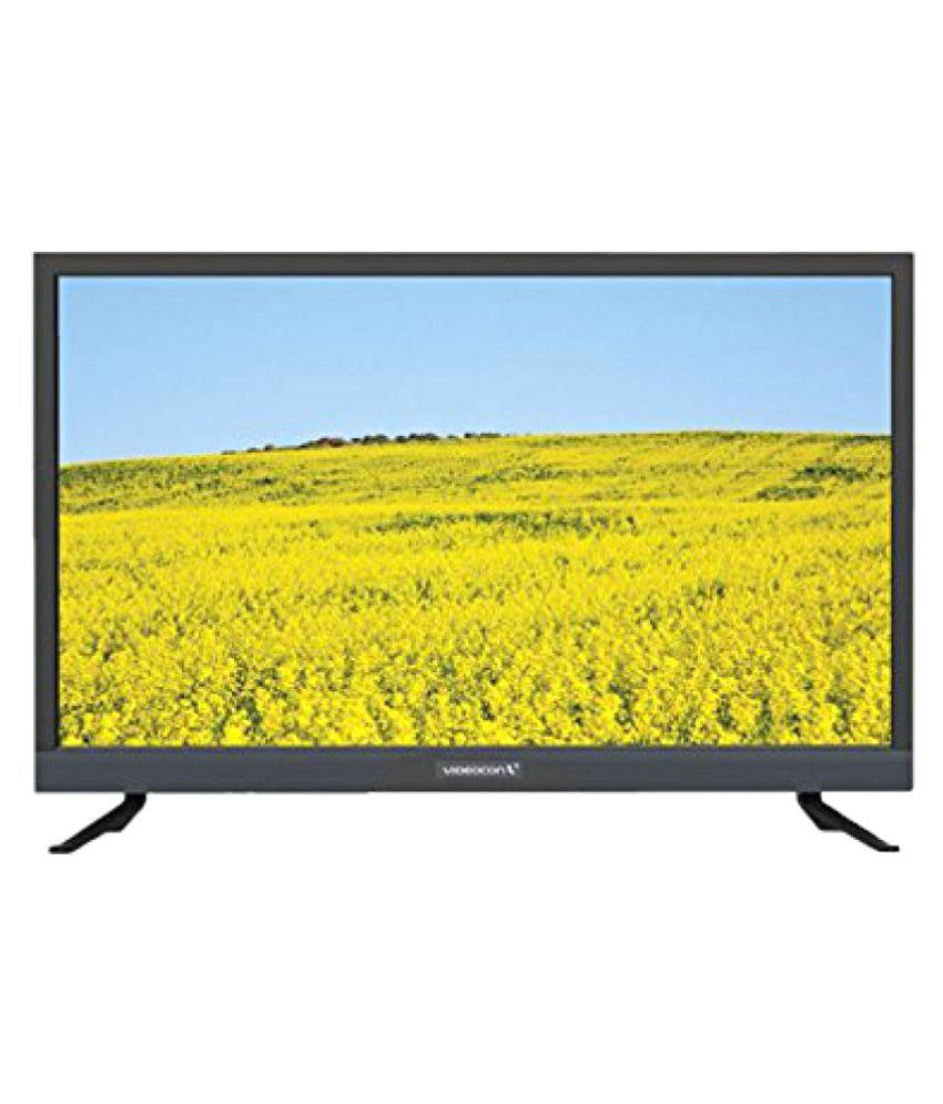 Videocon VMP24HH02FA 61 cm ( 24 ) HD Ready (HDR) LED Television