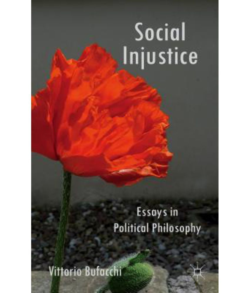 essays on injustice in america