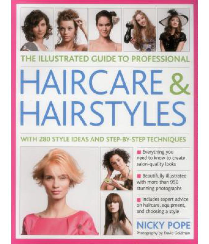 The Illustrated Guide To Professional Haircare And