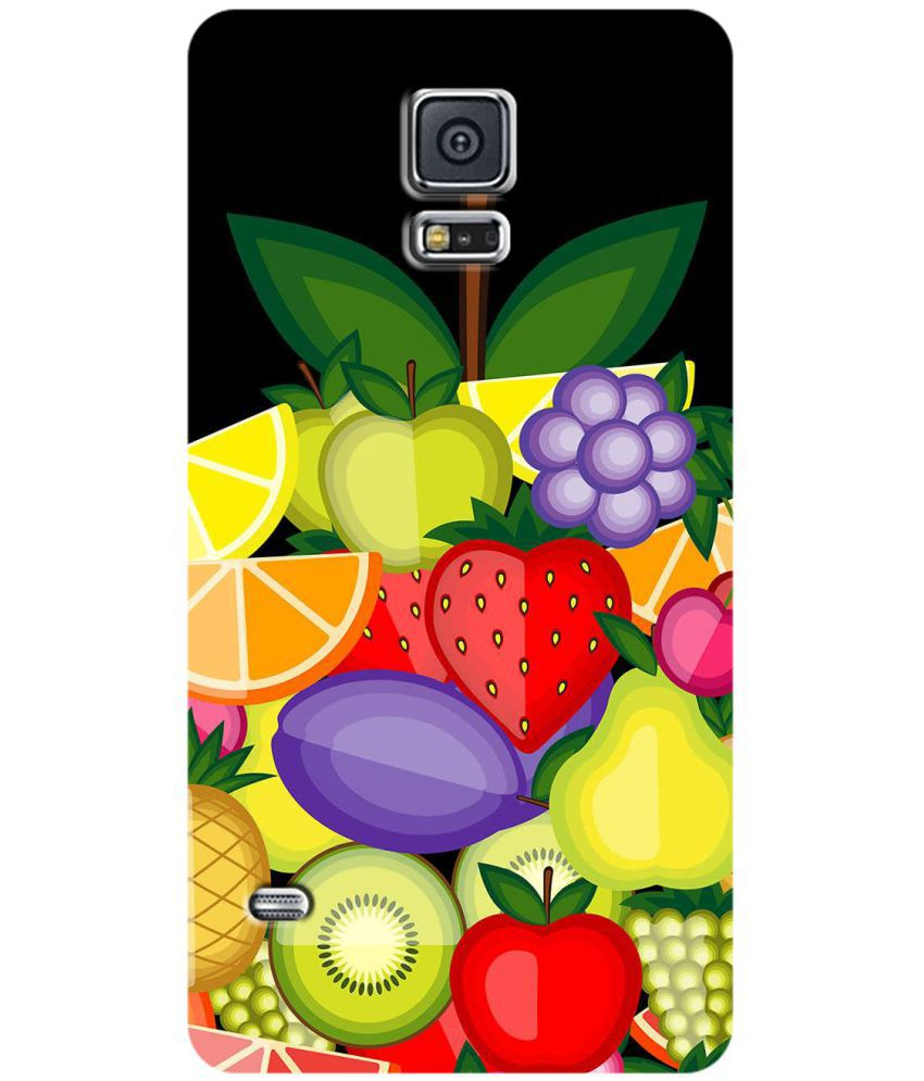 Samsung Galaxy S5 Printed Cover By SWAGMYCASE