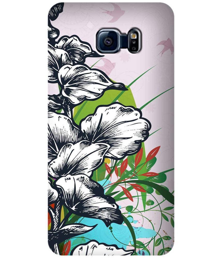 Samsung Galaxy S6 Printed Cover By SWAGMYCASE