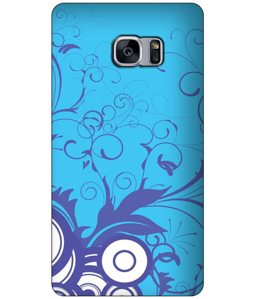 Samsung Galaxy S7 Printed Cover By SWAGMYCASE