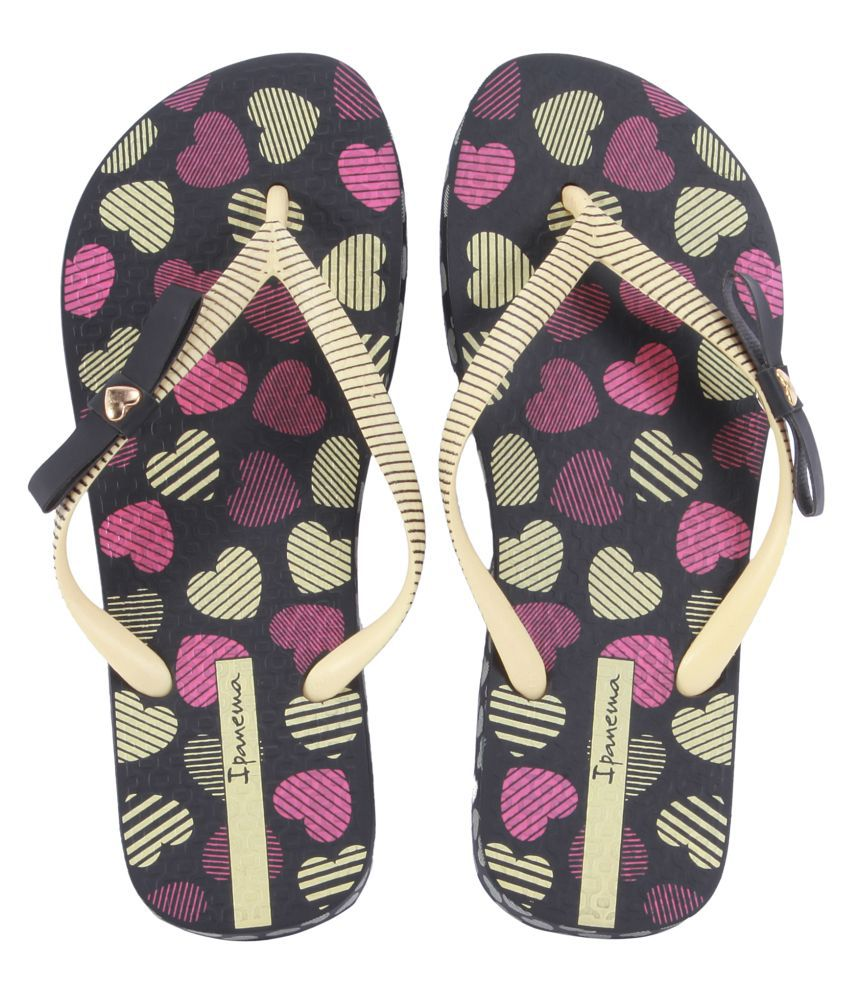 Ipanema Beige Slippers