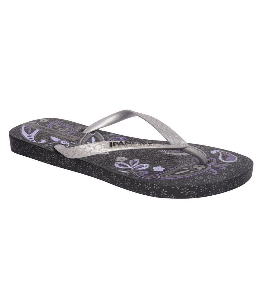 Ipanema Gray Slippers