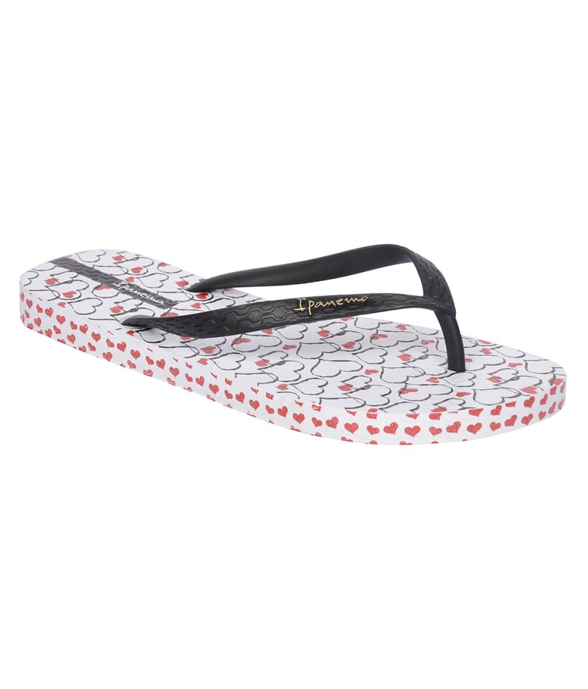 Ipanema Black Slippers