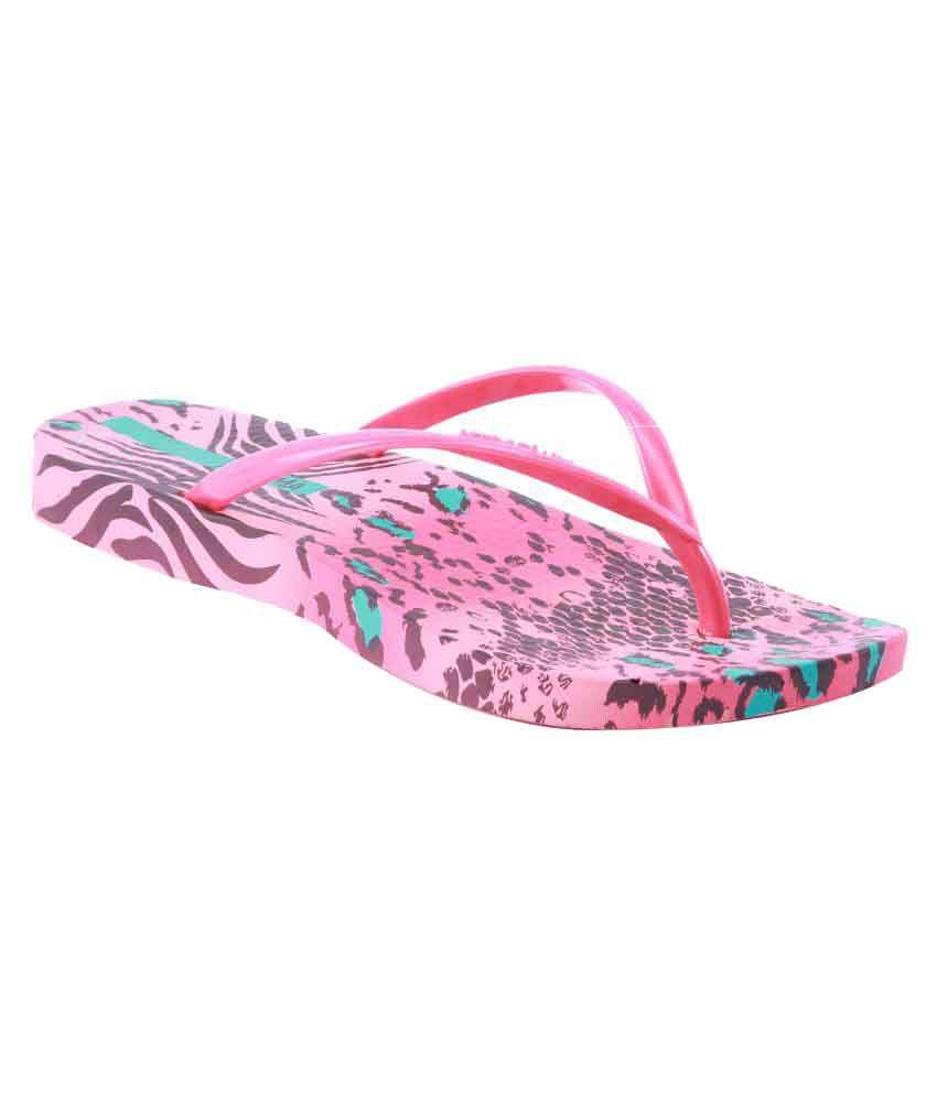Ipanema Pink Flip Flop