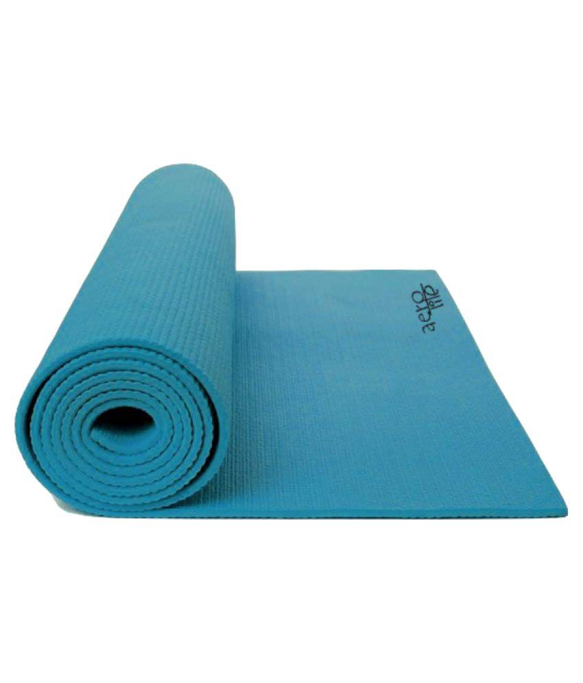 Aerolite Premium Roll Easy Sea:Blue 5mm Yoga Mat