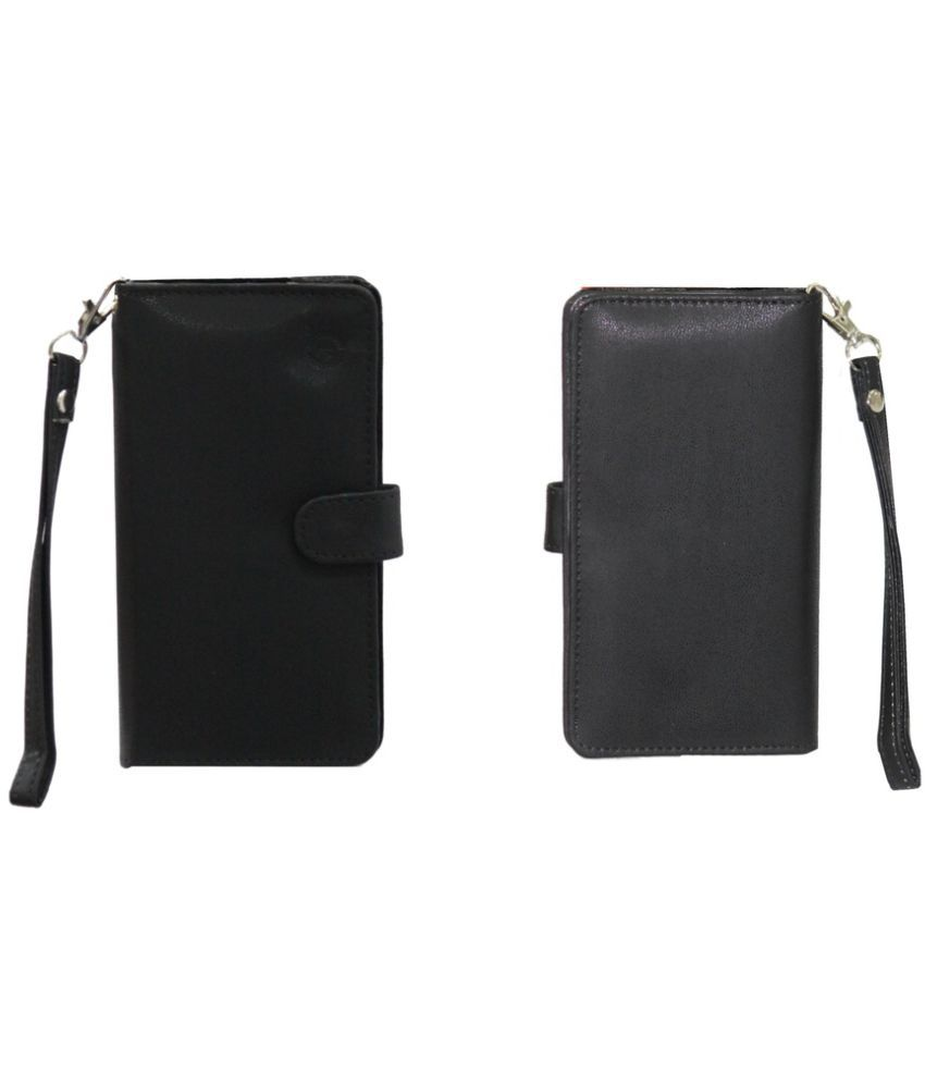Lenovo S880 Holster Cover by Jojo - Black