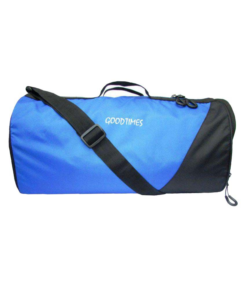 Good times Multicolour Gym Bag