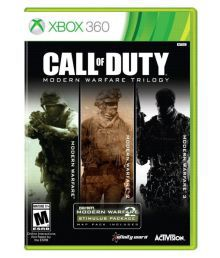 Call Of Duty: Modern Warfare Trilogy ( Xbox 360 )