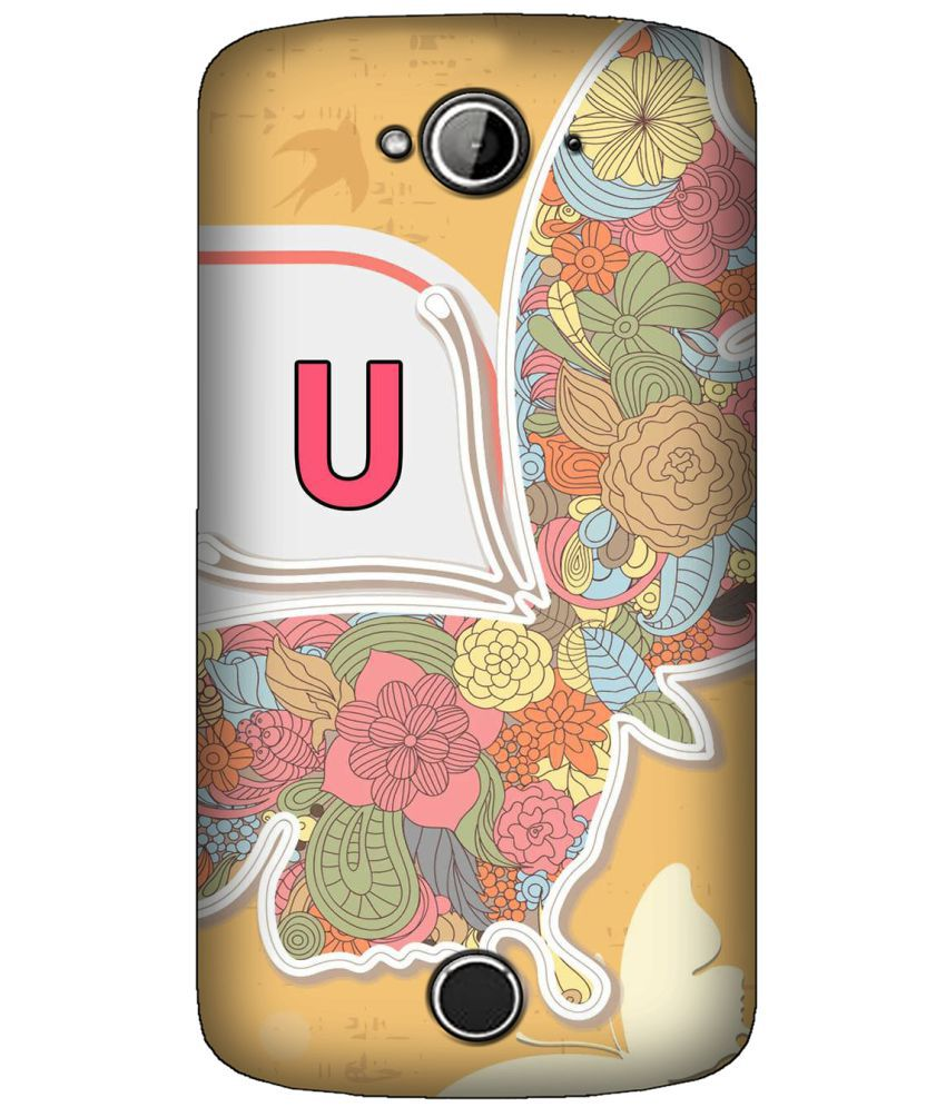 Acer Liquid Z530 Printed Cover By SWAGMYCASE