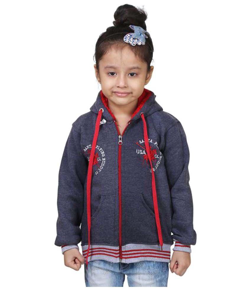 Crazeis Winter Jacket for Girls