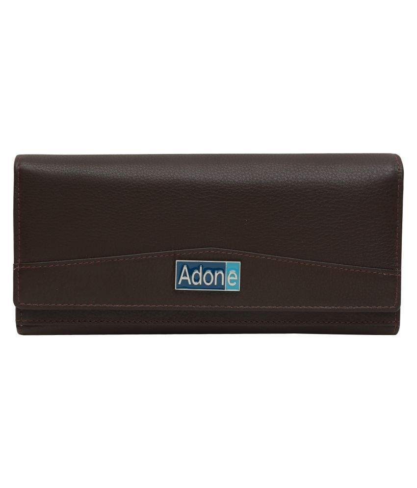 Adone Brown Wallet