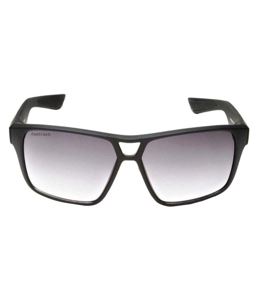 f502979ea4 Fastrack Black Wayfarer Sunglasses ( P317BK2 ) - Buy Fastrack Black  Wayfarer Sunglasses ( P317BK2 ) Online at Low Price - Snapdeal