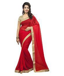 4702634175d65d Red Saree: Buy Red Saree Online in India at low prices - Snapdeal