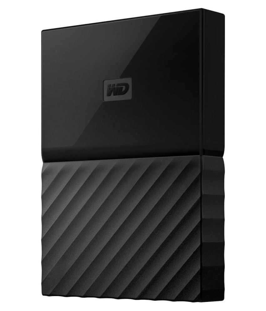 WD my passport 4 TB USB 3.0 wdbyft0040bbk-wesn Black
