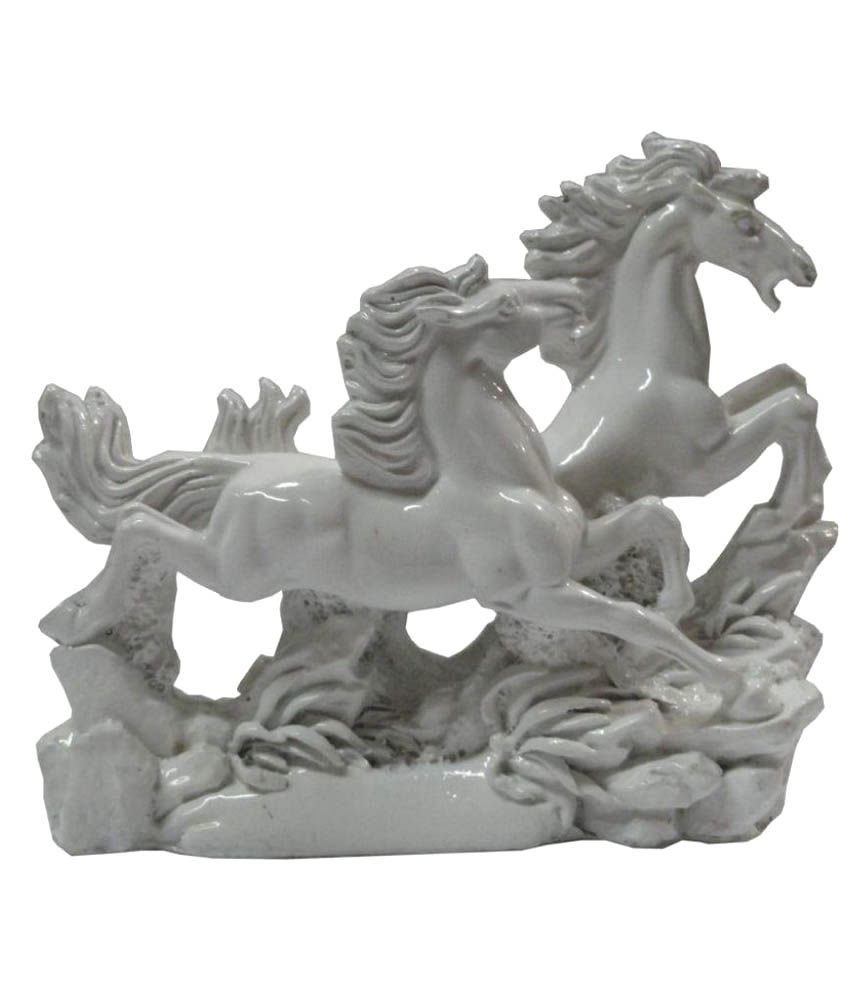 Paras Magic Figurines Resin White 18