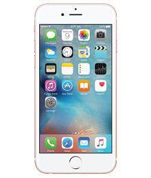 Apple iPhone 6s ( 32GB , 2 GB ) Rose Gold