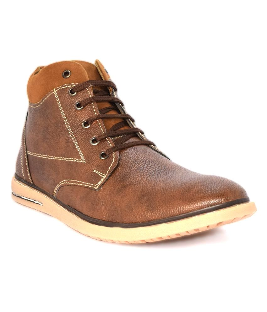 ADX Brown Casual Boot