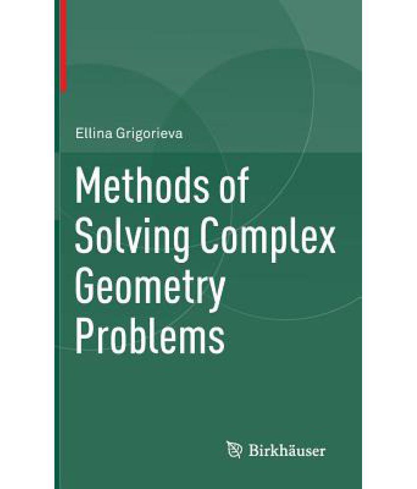Worksheet Solve Geometry Problems Online methods of solving complex geometry problems buy problems
