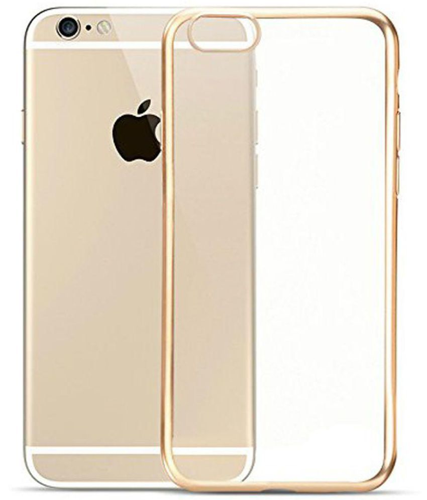 Apple iPhone 7 Plus Cover by Galaxy Plus - Golden