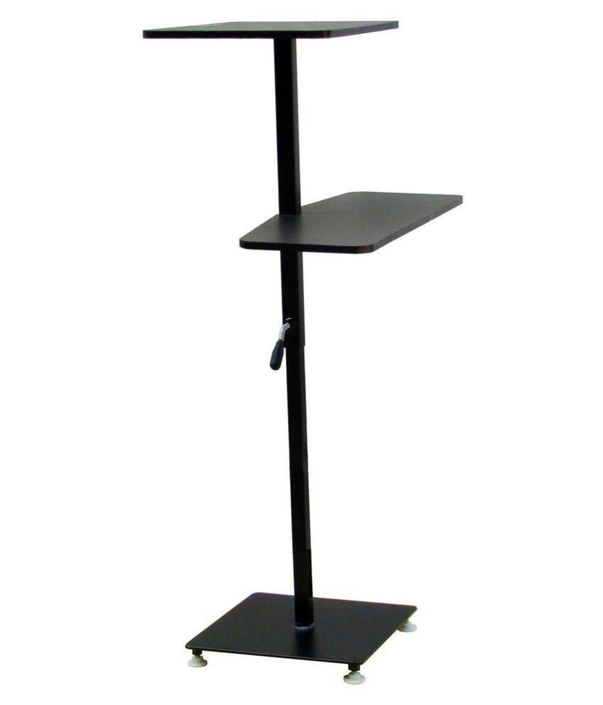 Estand Black Desktop Stand For Upto 48.26 cm (19)