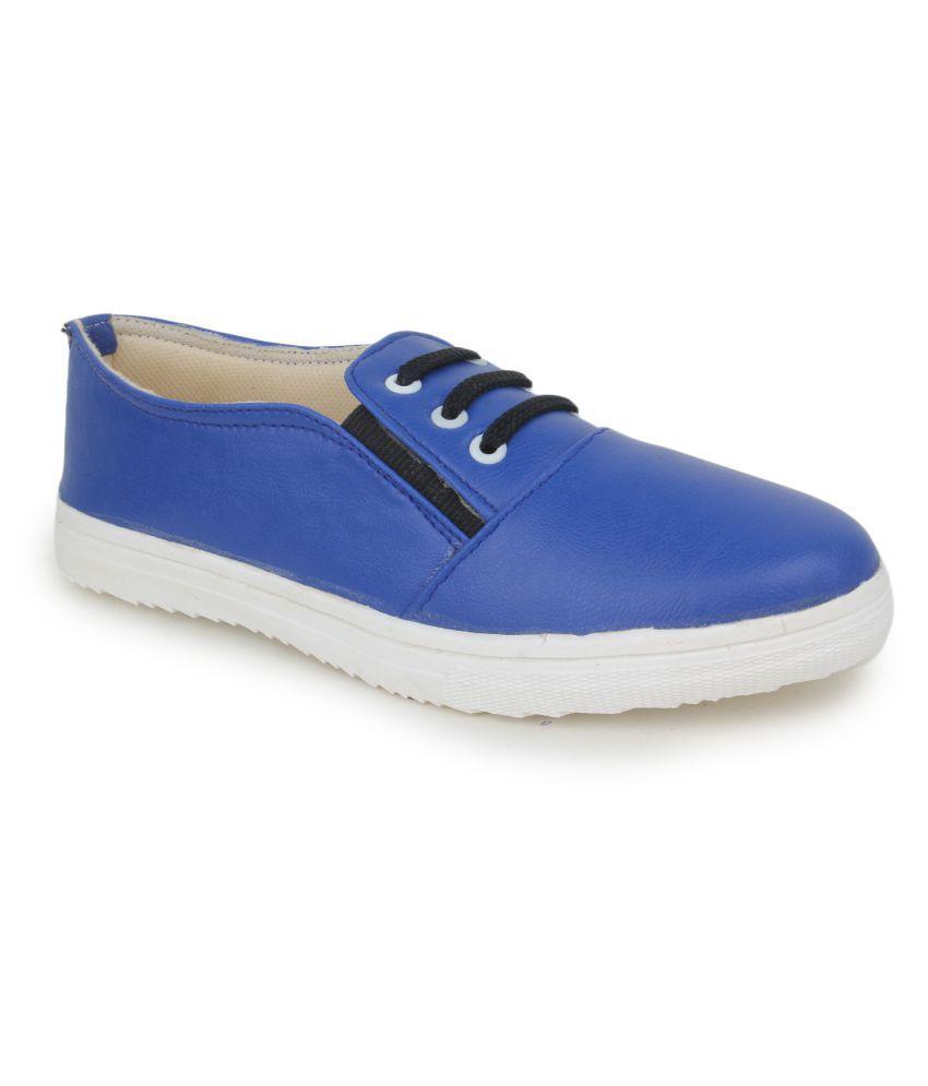 Funku Fashion Blue Sneakers