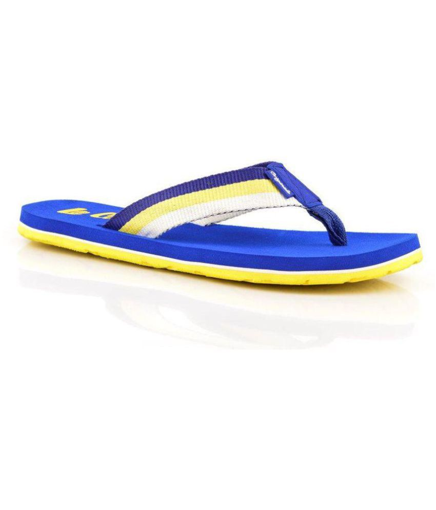 Lee Cooper Lee cooper Flipflop Lc 4582 Yellow Thong Flip Flop