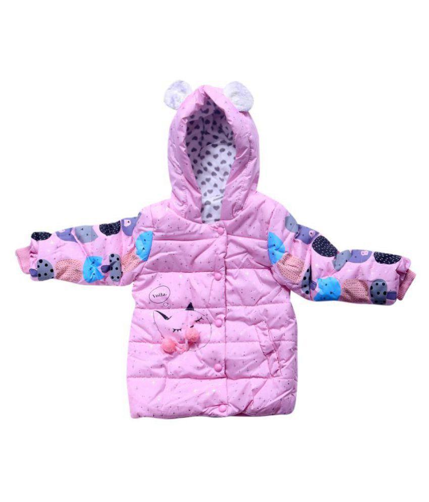 Ishika Garment Pink Jacket