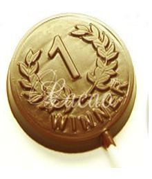 Ghasitaram Gifts Set Of 8 Sugarfree Chocolate Medal Lollies