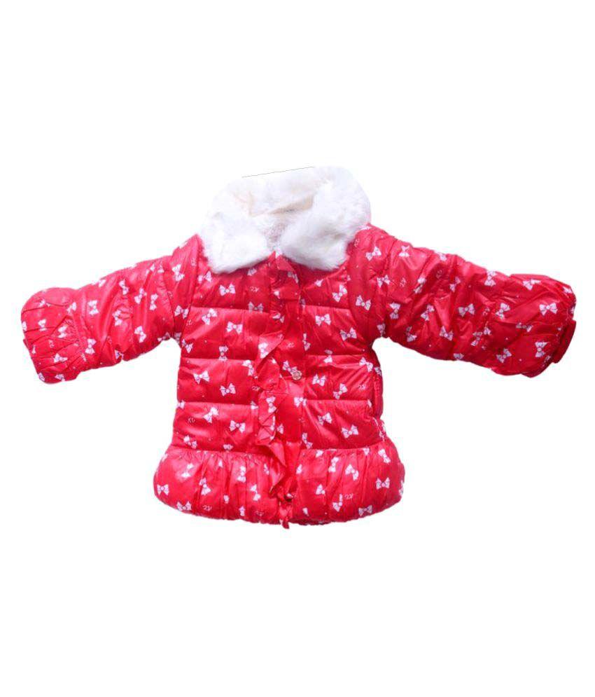 Ishika Garments Deep Red Jacket