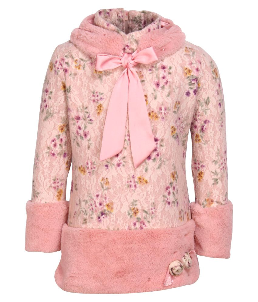 06d33e70ded Cutecumber Partywear Girls Sweater - Buy Cutecumber Partywear Girls Sweater  Online at Low Price - Snapdeal