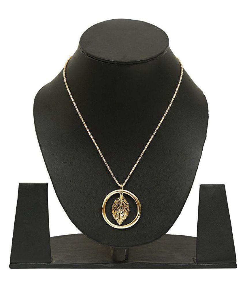 GM International Golden Necklace