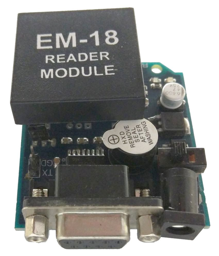 Kimaginations RFID Reader Module
