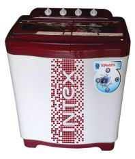 Intex 8.0 Kg WMS80TG Semi Automatic Top Load Washing Machine