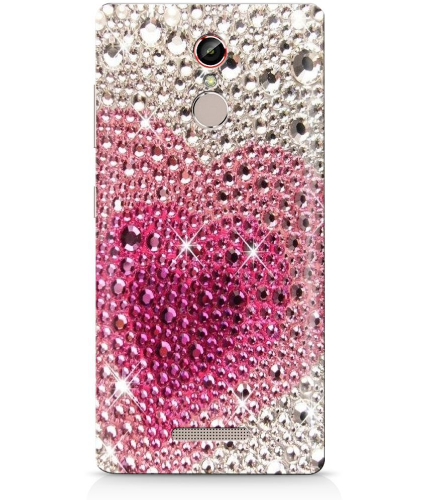 save off 58c0f 0eb37 Gionee S6s Printed Cover By Golden Owl