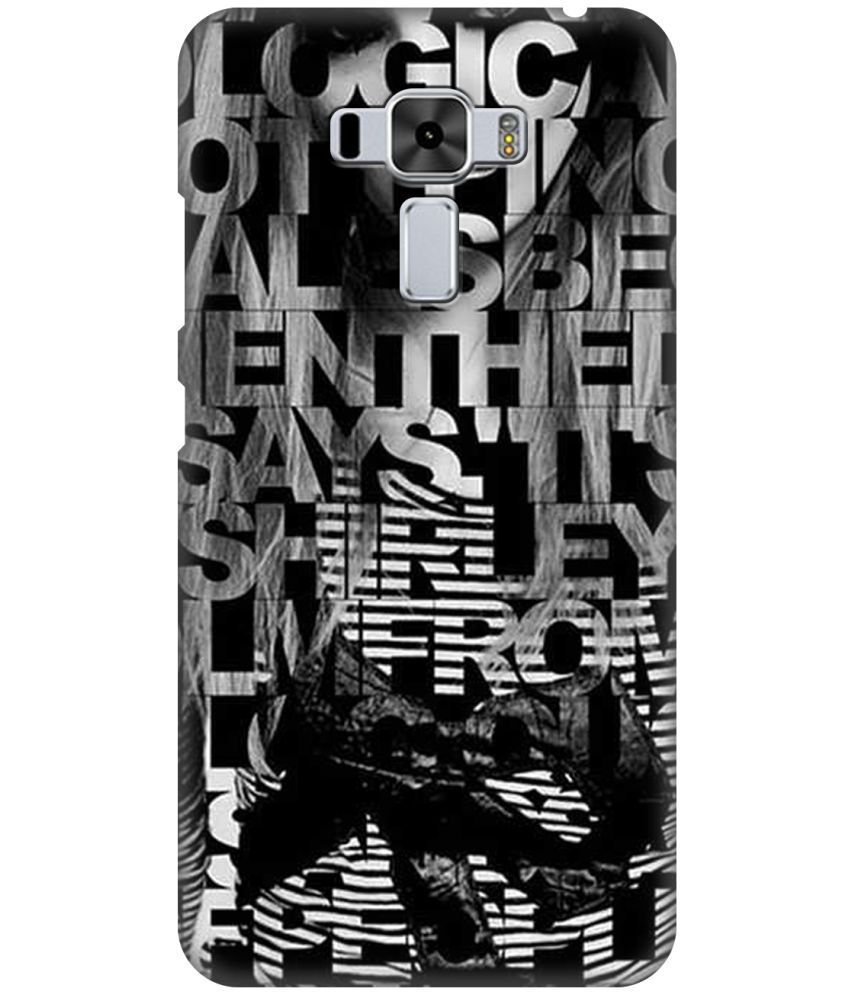 Asus Zenfone 3 Laser ZC551KL Printed Cover By ZAPCASE