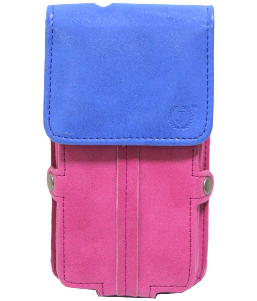 LG K7 Holster Cover by Jojo - Pink