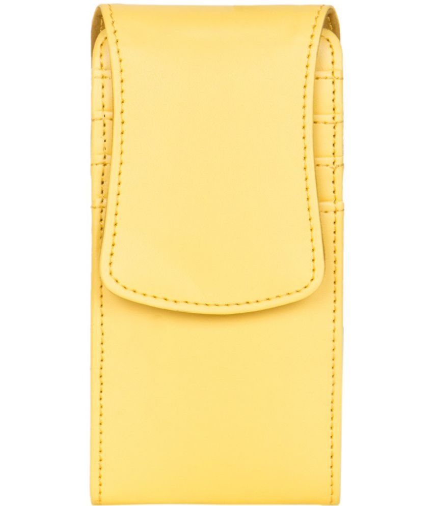 Samsung Galaxy Active Neo Holster Cover by Senzoni - Yellow