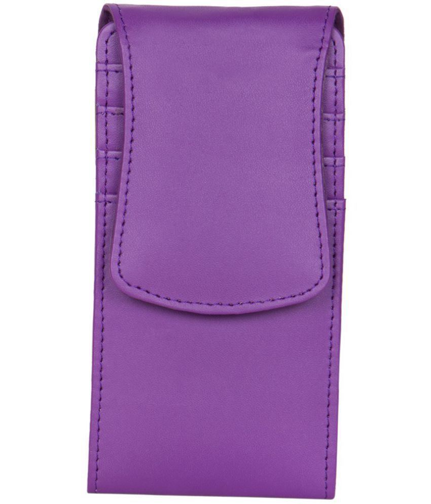 HTC One Holster Cover by Senzoni - Purple